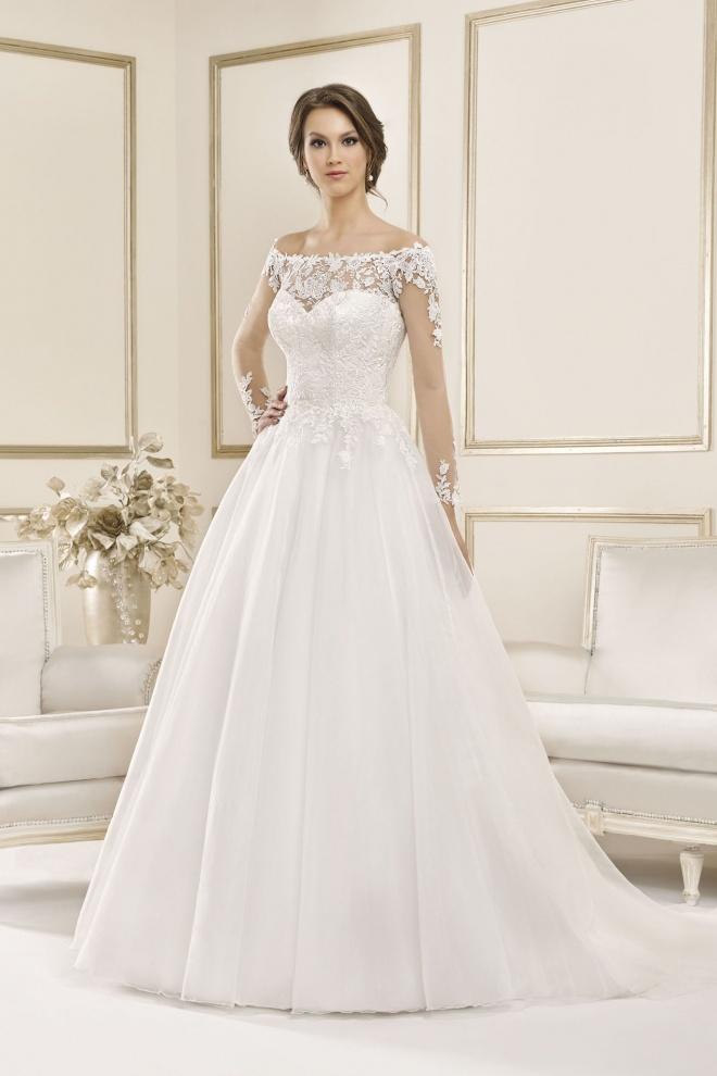 Suknia ślubna 17071T
