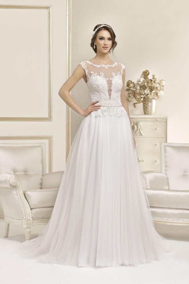 Suknia ślubna 17081T