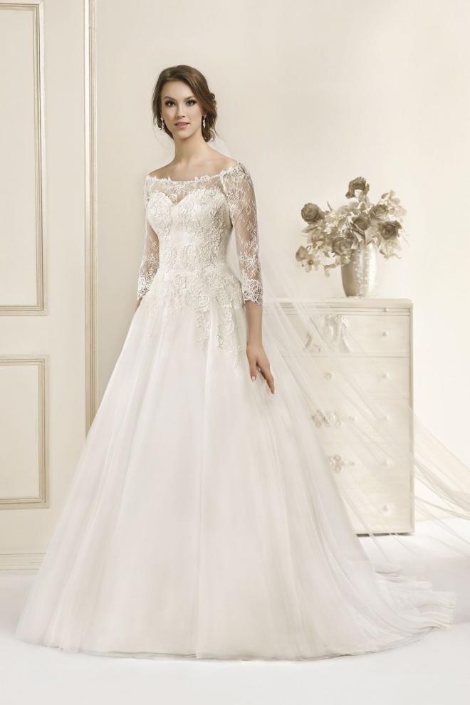 Suknia ślubna 17084T