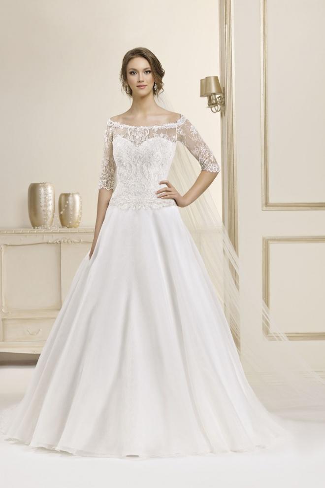 wedding dress 17108T Wyprzedaż