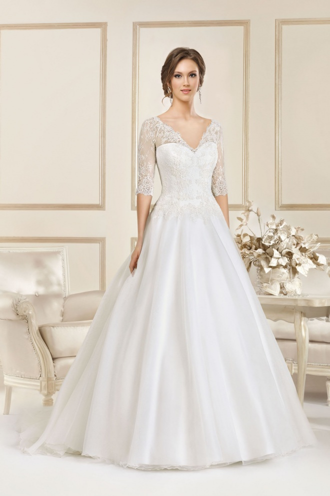 Suknia ślubna 17109T