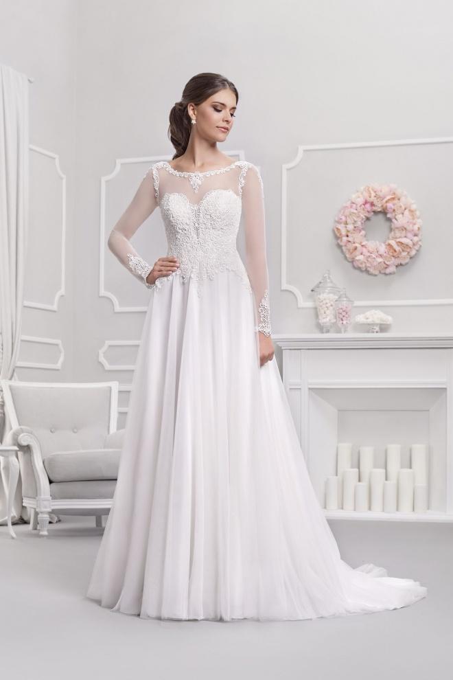 Suknia ślubna 18006T