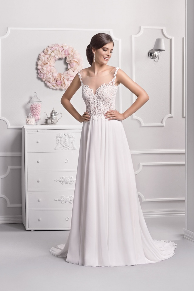 Suknia ślubna 18010T