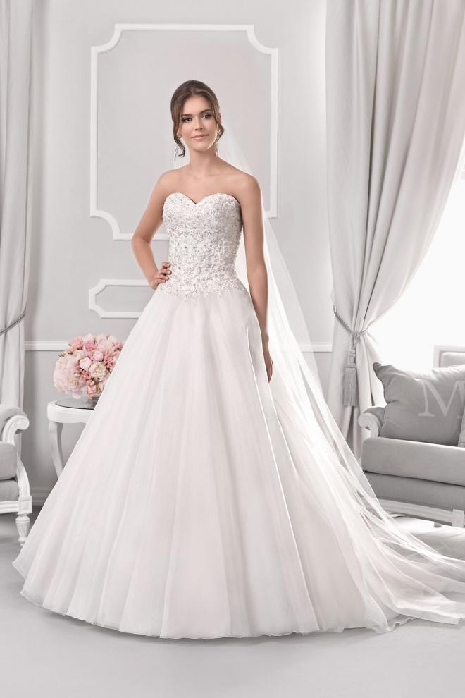 Suknia ślubna 18011T