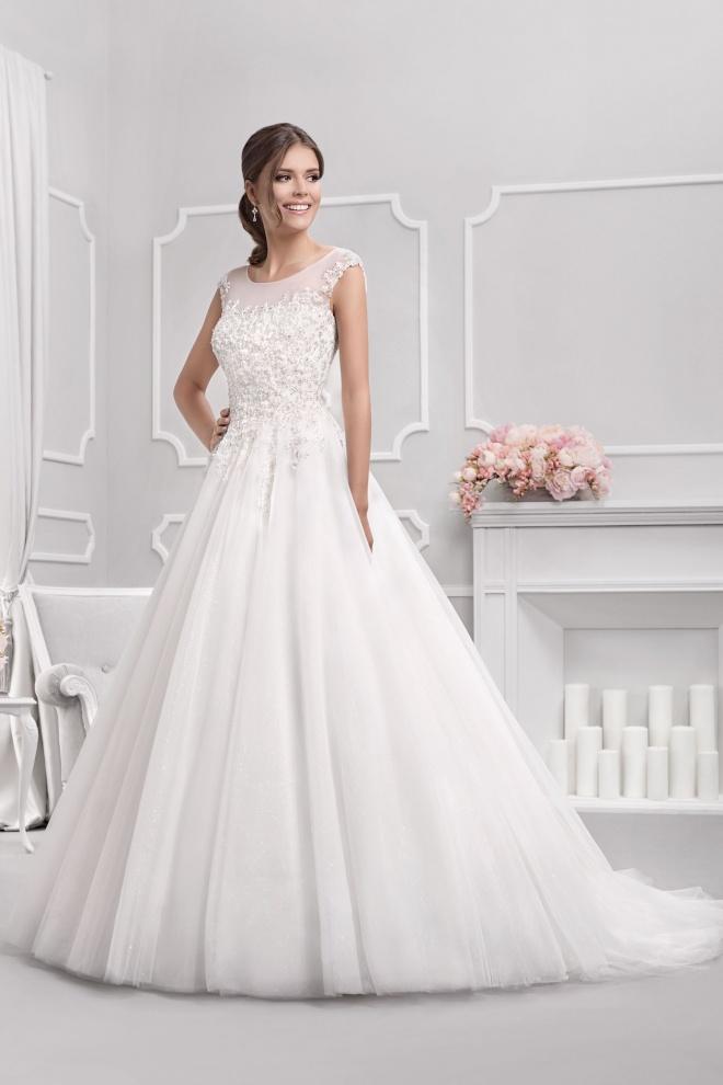 Suknia ślubna 18019T