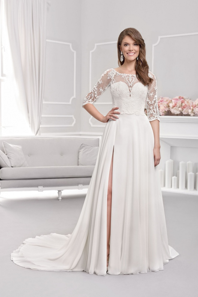 Suknia ślubna 18028T