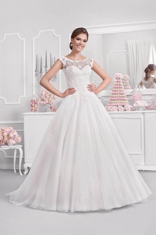 Suknia ślubna 18033T