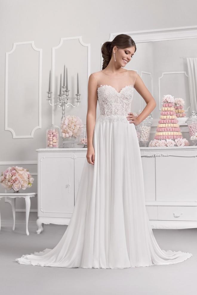 Suknia ślubna 18034T