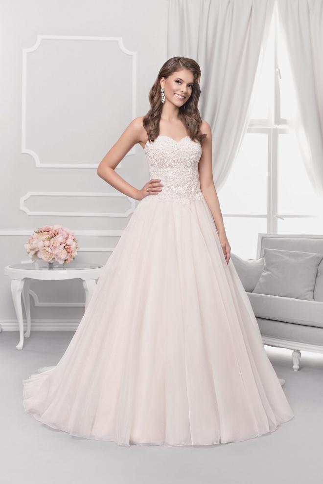 Suknia ślubna 18035T Agnes