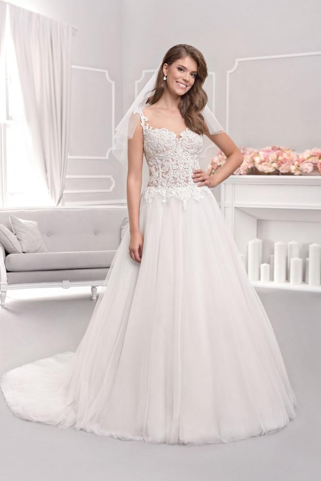 wedding dress Agnes Bridal Dream 2019 18037T