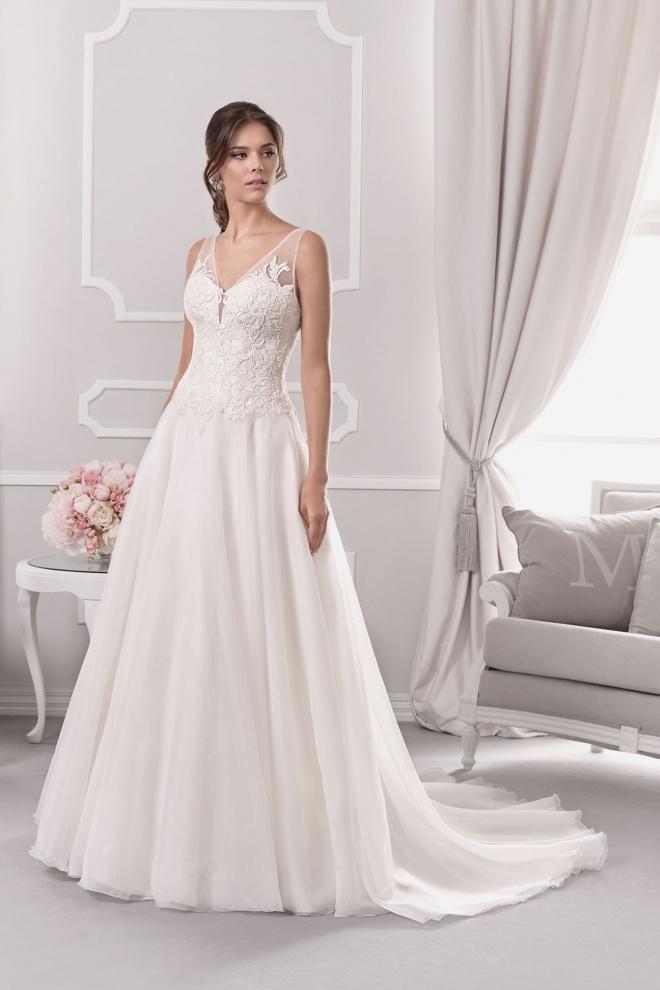 Suknia ślubna 18040T