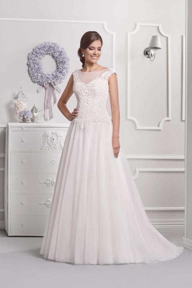 Suknia ślubna 18045T