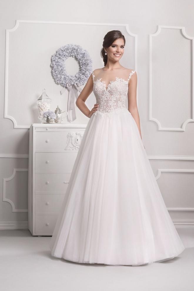Suknia ślubna 18048