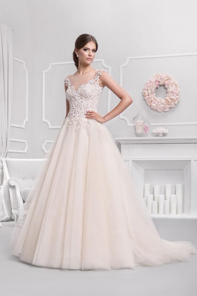Suknia ślubna 18049T Agnes