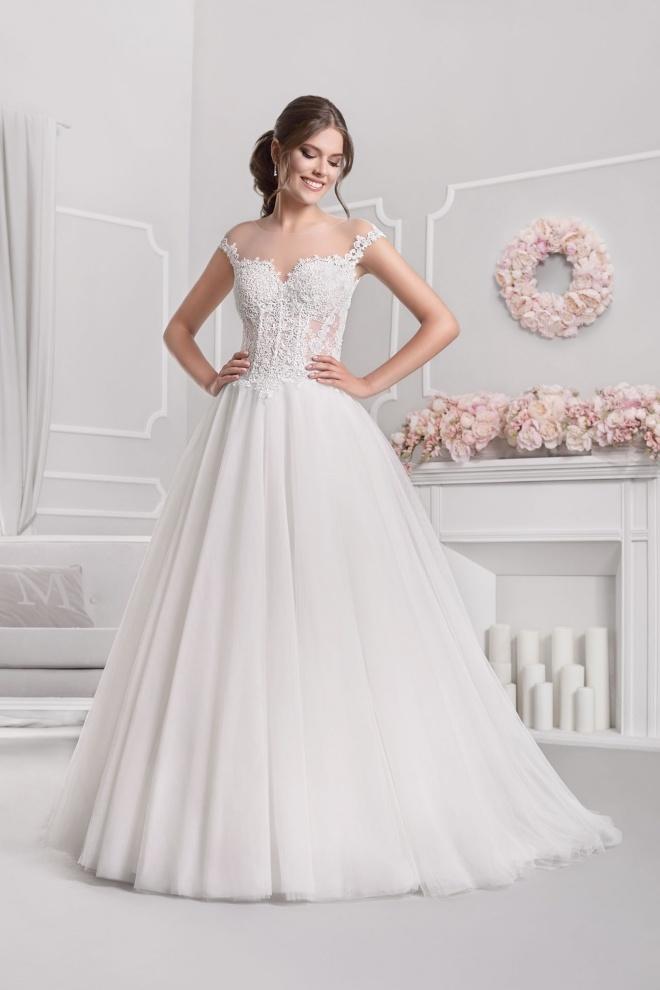 Suknia ślubna 18052T
