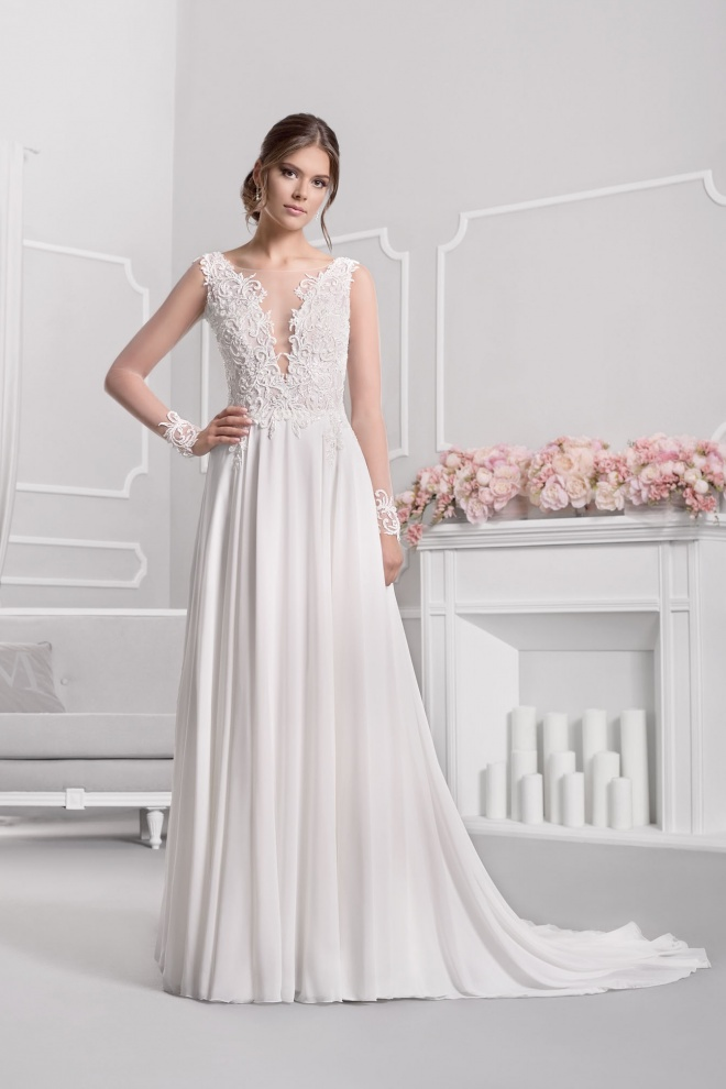 Suknia ślubna 18054T