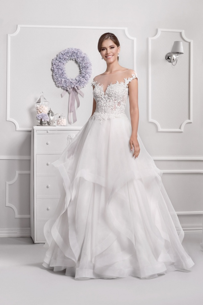 wedding dresses - Lookbook Agnes Bridal Dream 2019