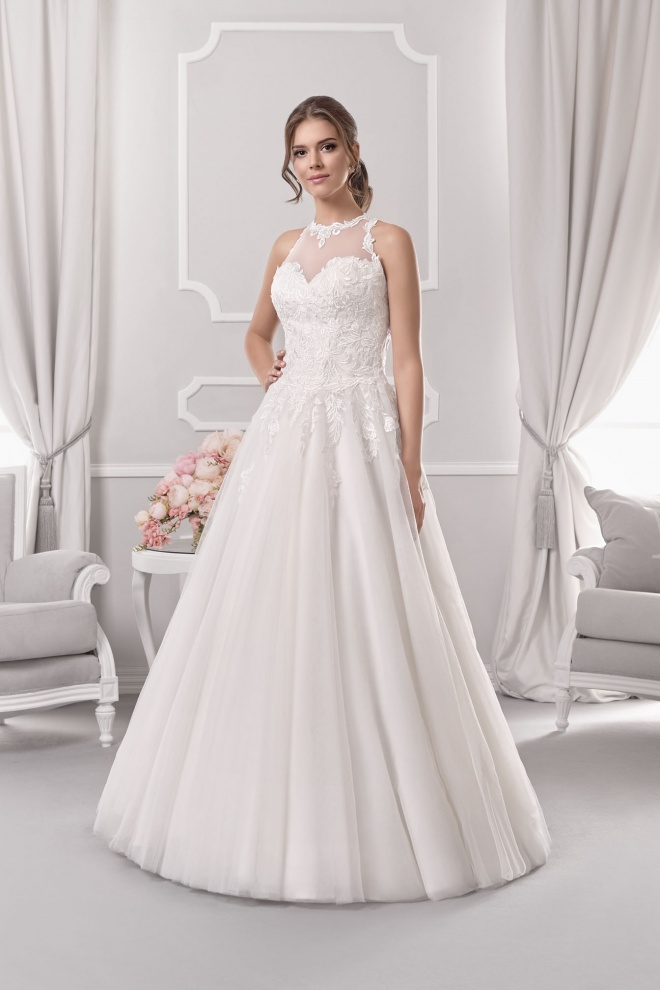 Suknia ślubna 18067