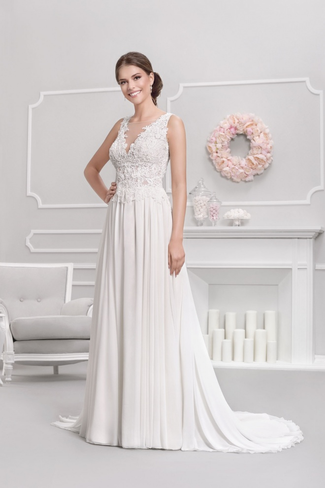 Suknia ślubna 18069T