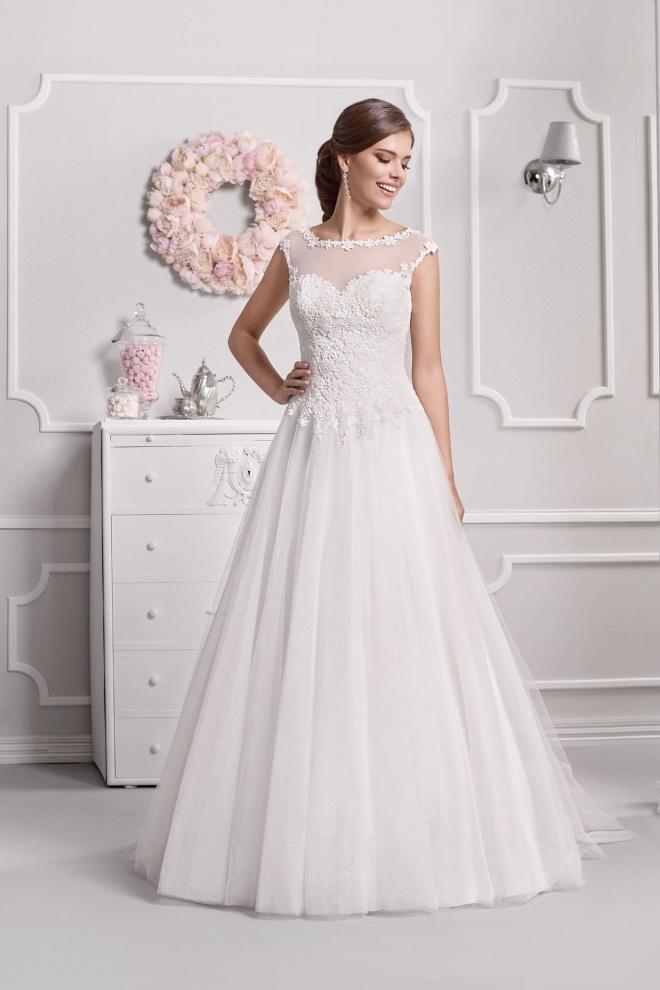 Suknia ślubna 18074T