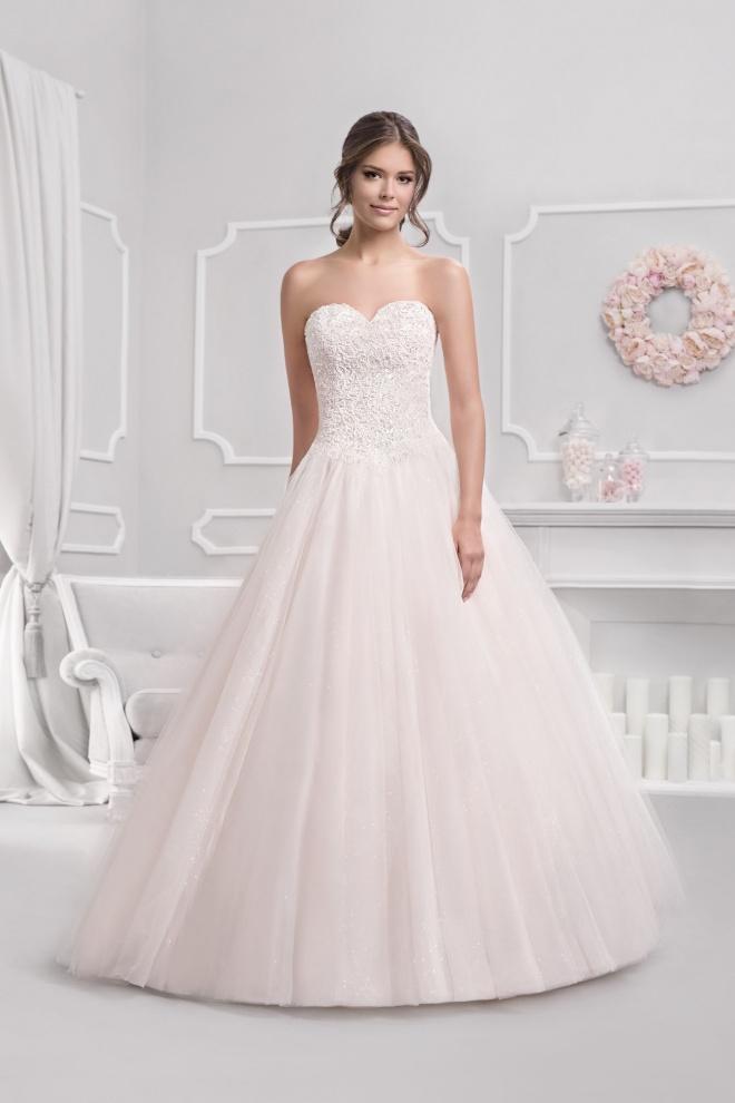 Suknia ślubna 18076