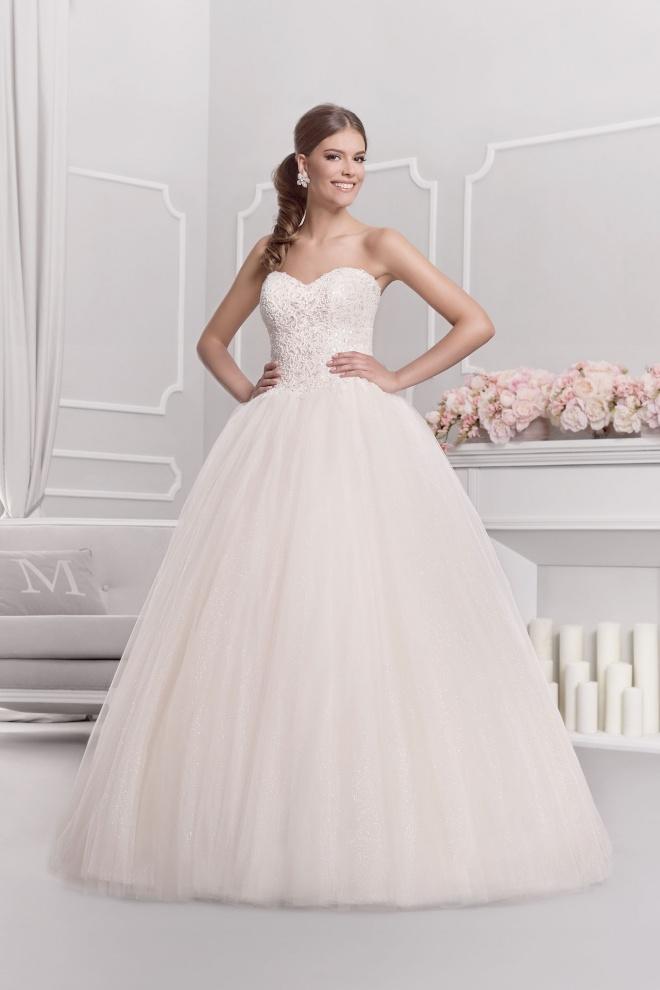 Suknia ślubna 18078