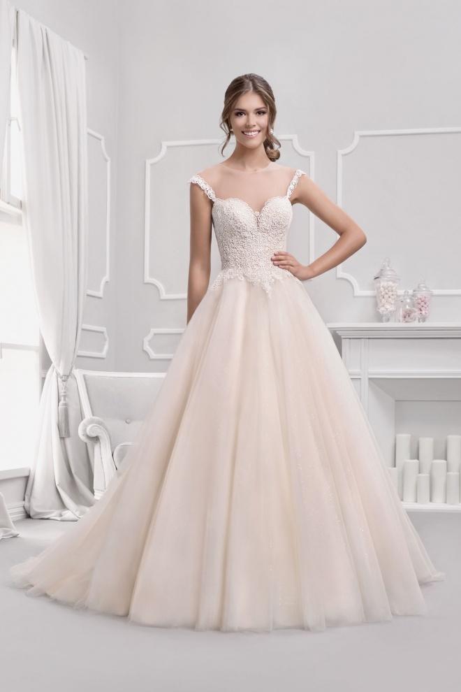 Suknia ślubna 18080T