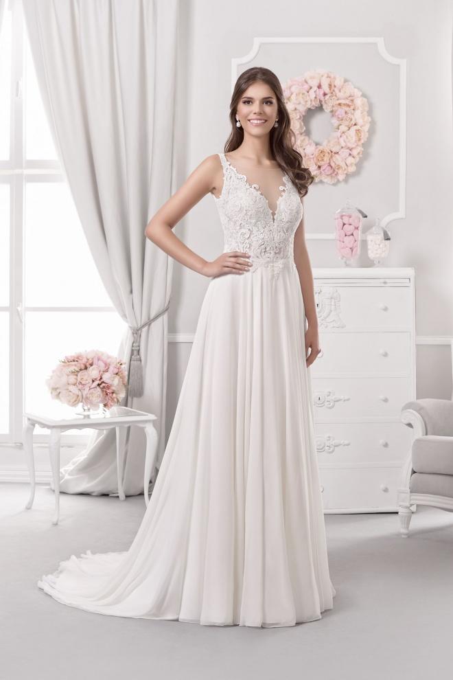 Suknia ślubna 18090T