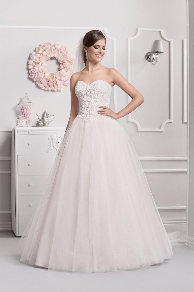 Suknia ślubna 18094