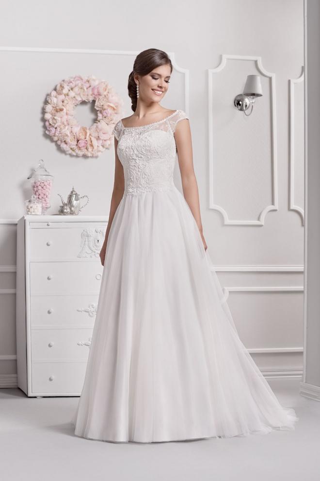 Suknia ślubna 18095T