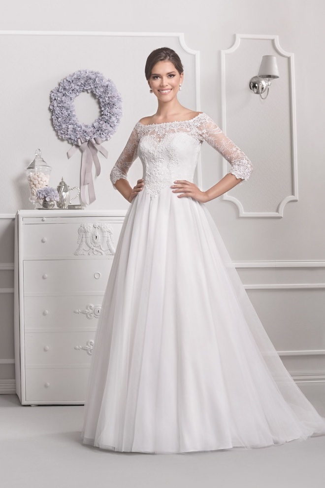 Suknia ślubna 18096T
