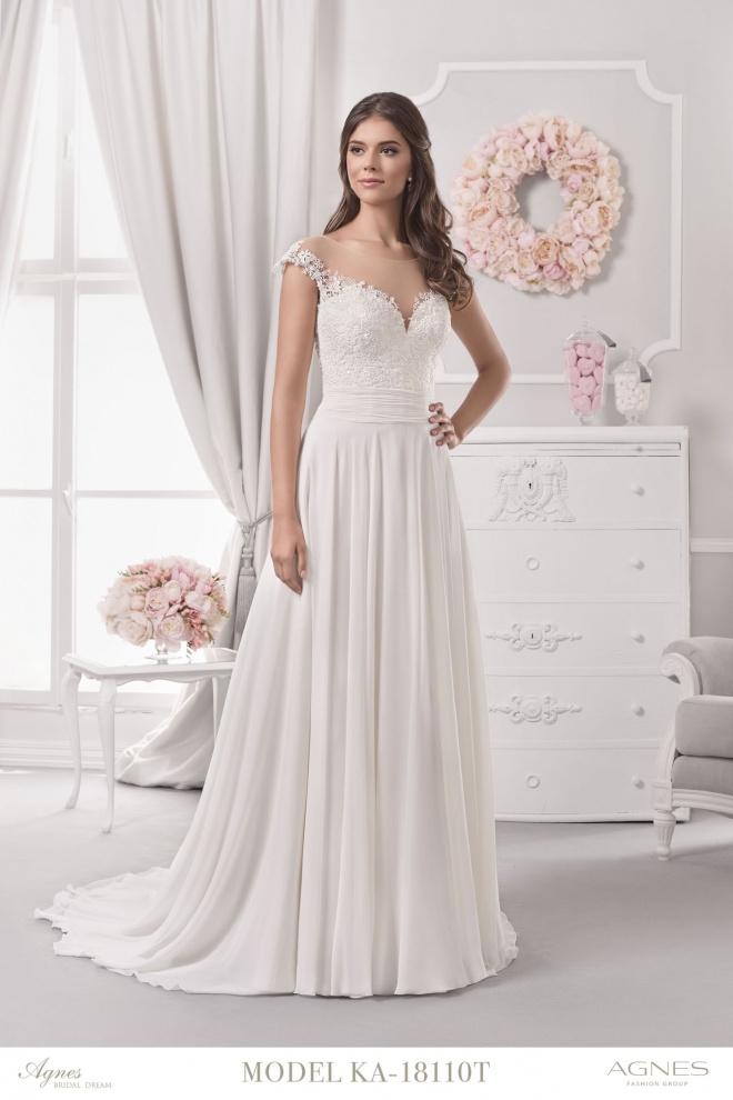 Suknia ślubna 18110T