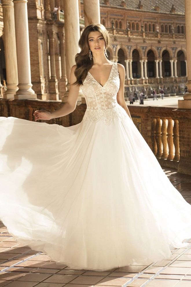 wedding dress TO-1214T The One 2021