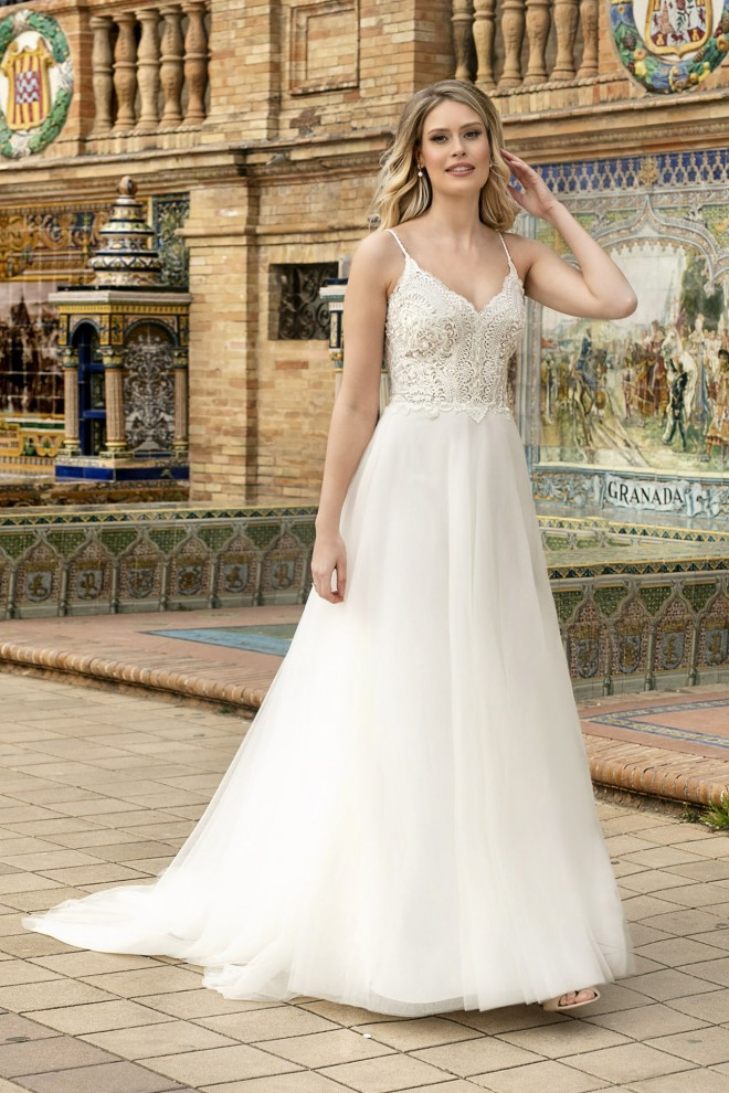wedding dress TO-1198T The One 2021