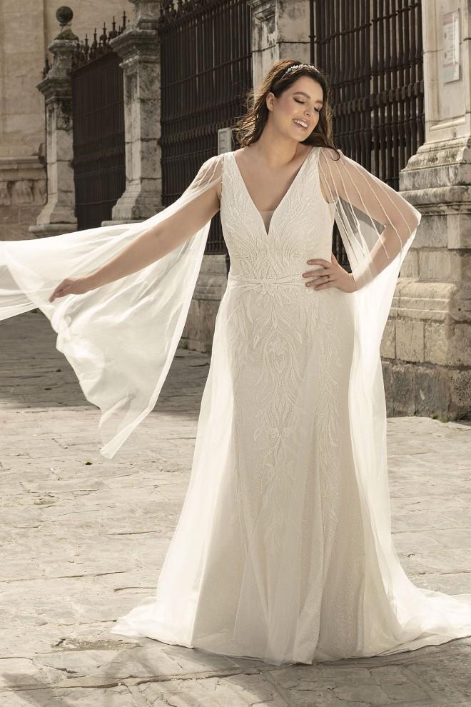 wedding dress LO-230T Lovely 2021