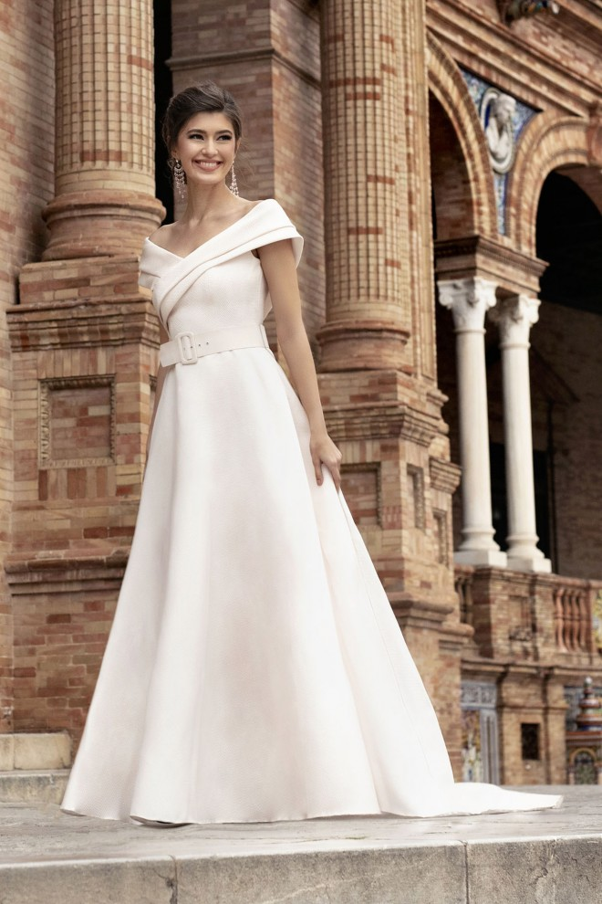 wedding dress TO-1193T The One 2021