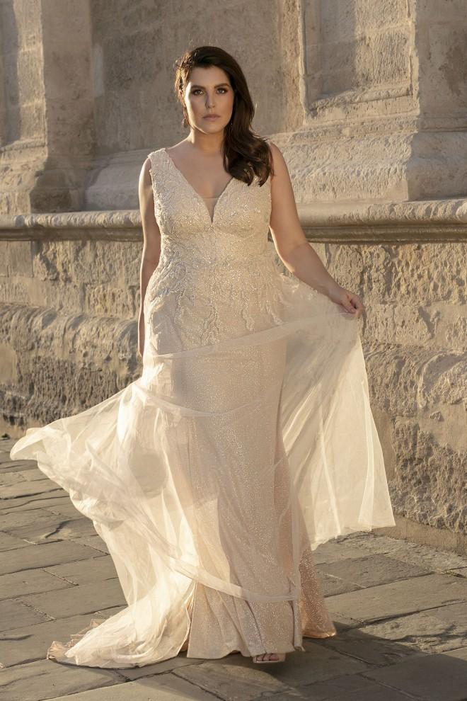 wedding dress LO-227T Lovely 2021