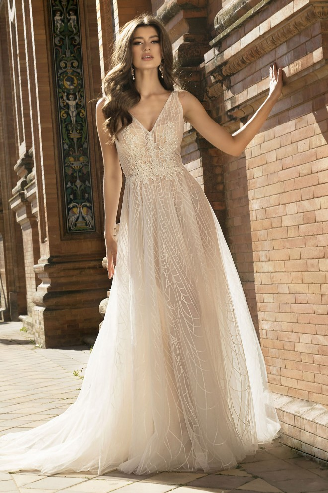 wedding dress TO-1190T The One 2021