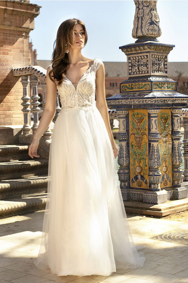 wedding dress TO-1187T The One 2021