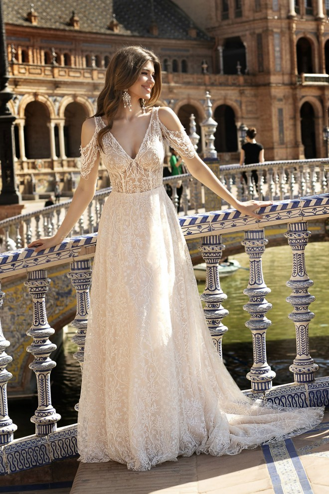 wedding dress TO-1176T The One 2021