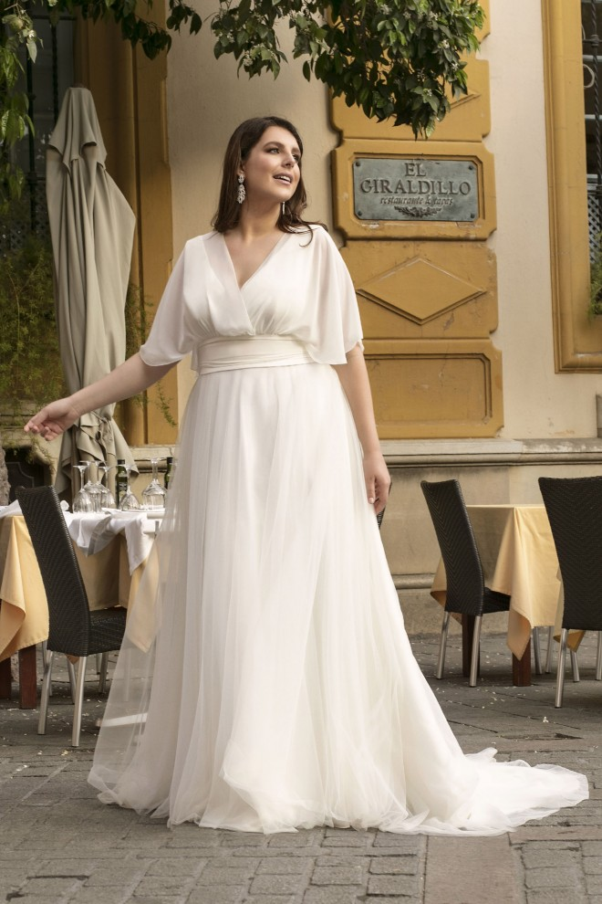 wedding dress LO-220TR AB-908 Lovely 2021