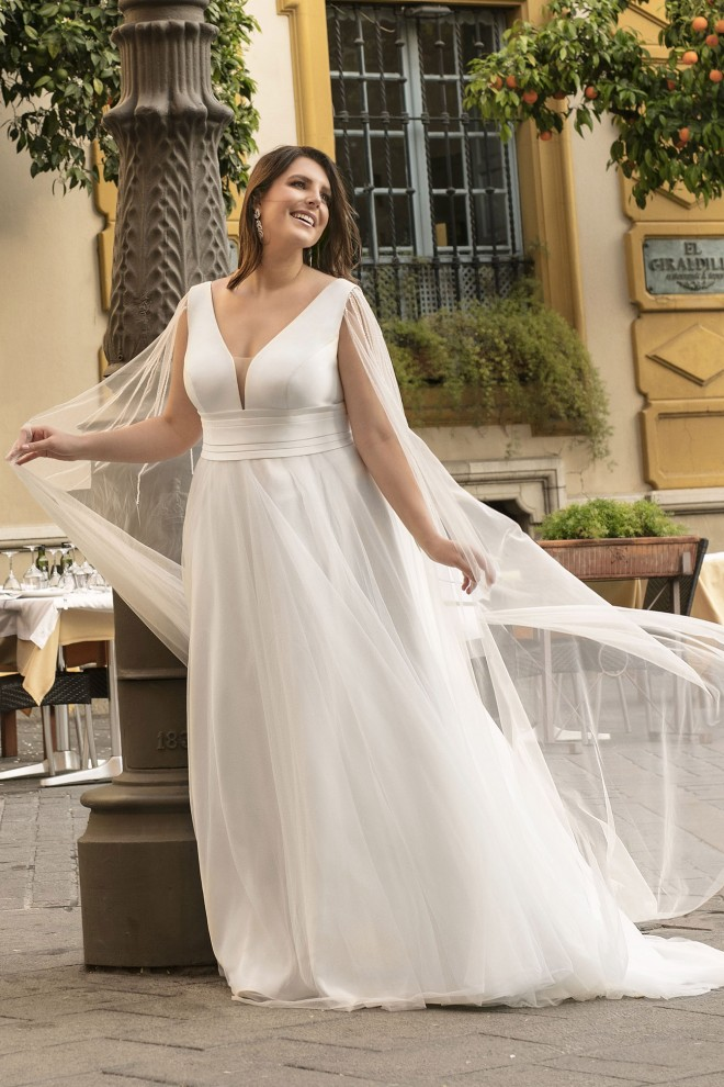 wedding dress LO-220T Lovely 2021