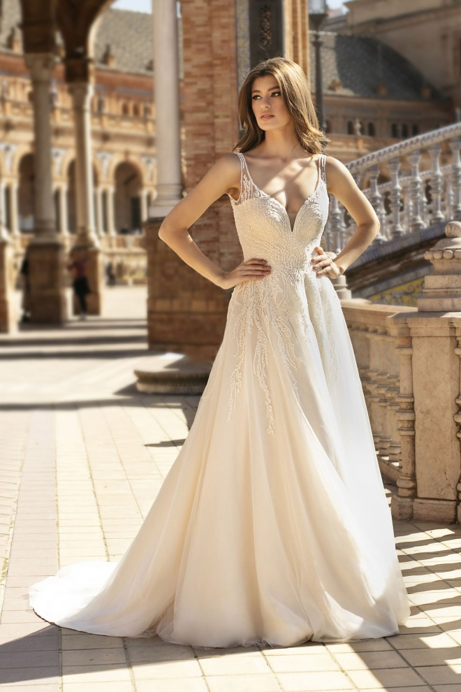 wedding dress TO-1174T The One 2021