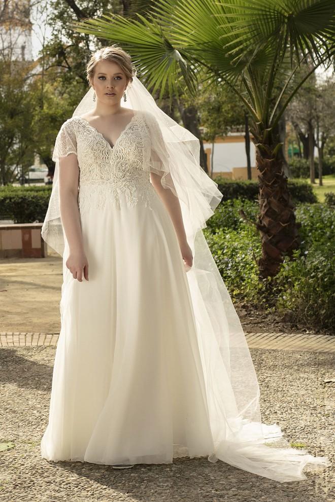 wedding dress LO-218T Lovely 2021