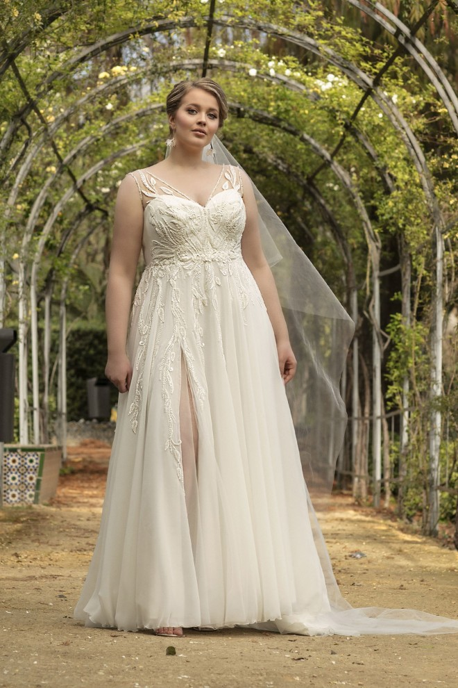 wedding dress LO-216T Lovely 2021