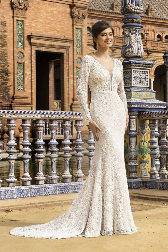 wedding dress TO-1150T The One 2021