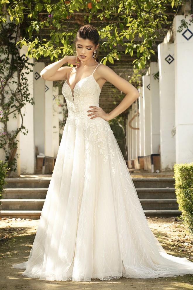 Suknia ślubna KA-20055T Agnes