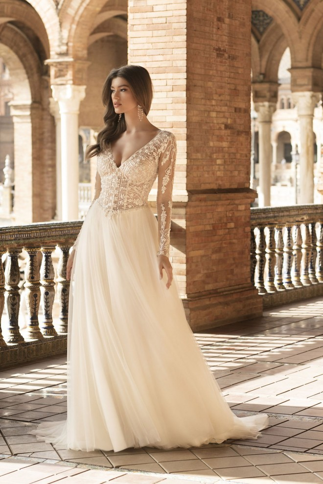 wedding dress TO-1146T The One 2021