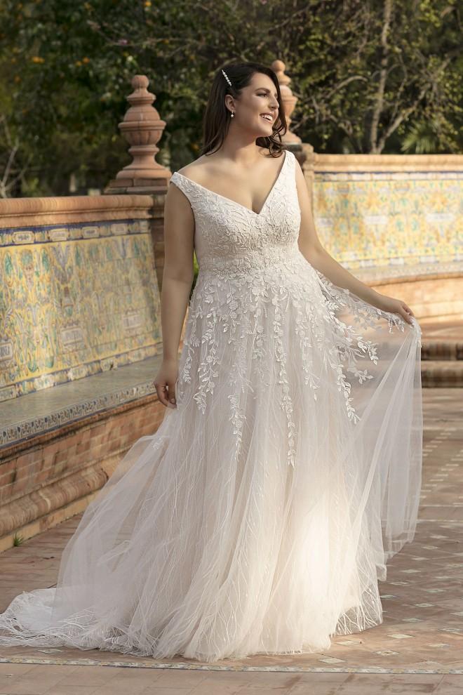 wedding dress LO-214T Lovely 2021