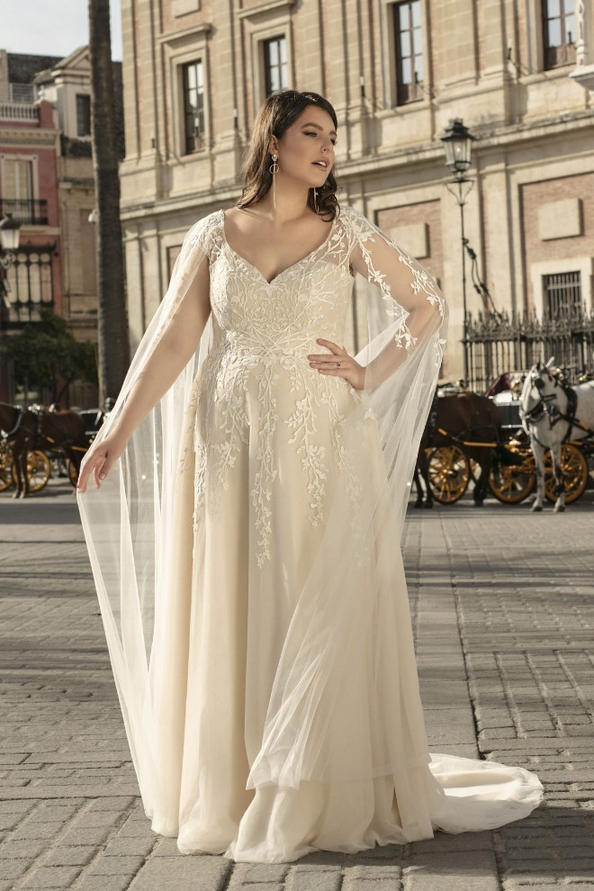 wedding dress LO-213T Lovely 2021